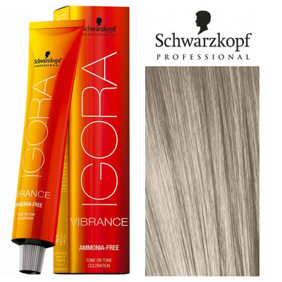 schwarzkopf bain de couleur igora vibrance semi permanent 9 12 1 blond - Nuancier Schwarzkopf Coloration