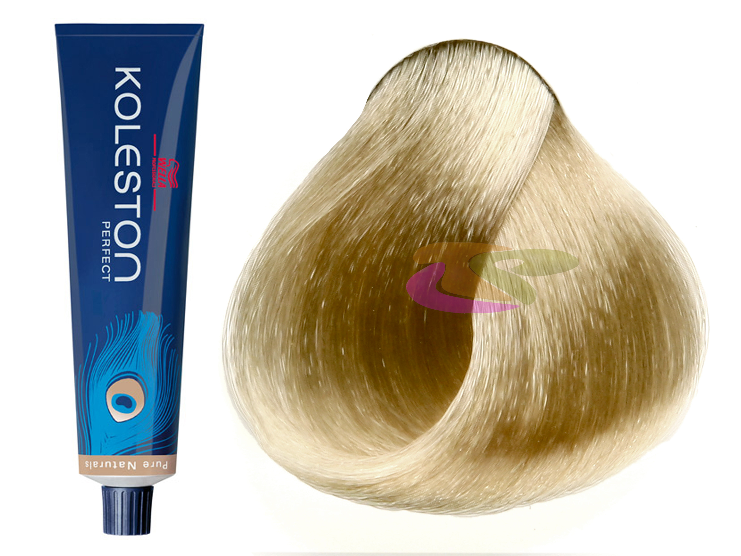 wella coloration koleston perfect pure naturals 901 60 ml oxydant offert - Coloration Wella Koleston