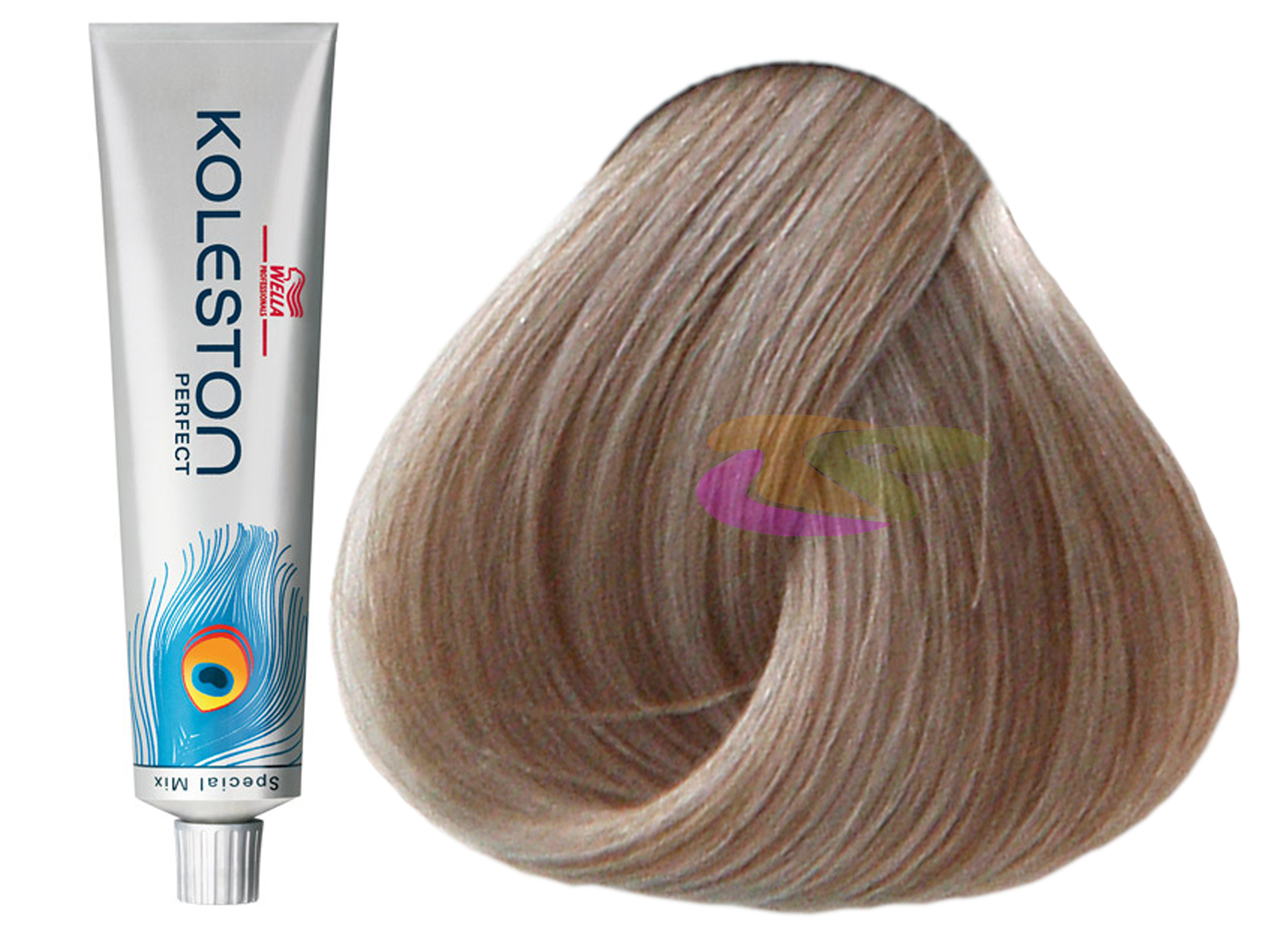 wella coloration koleston perfect special mix 081 60 ml oxydant offert - Coloration Wella