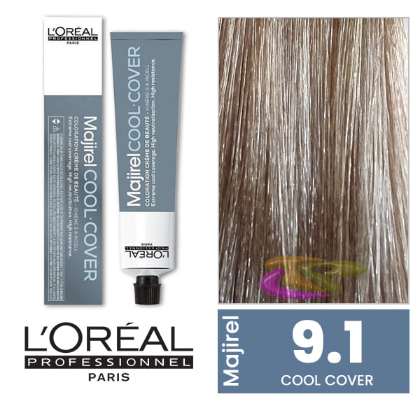 Coloration l'oreal blond tres clair