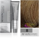 Revlon - Teinte Revlonissimo COLORSMETIQUE 8 Light Blonde 60 ml