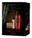 Revlon - Orofluido ASIA BEAUTY PACK (Asie Champ Orofluido Orofluido Elixir 200 ml + 50 ml + peigne Asie Bambou)