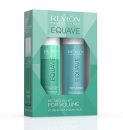 Revlon Equave - démêlant Duo pack volume spécial (Champ 250 ml + 200 ml Biphase)